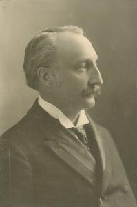 Portrait de Frederick Debartzch Monk