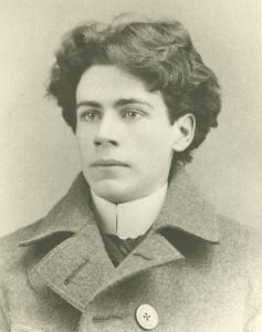 Portrait d'Émile Nelligan.