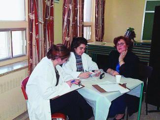 Clinique de mémoire avec la communauté portugaise