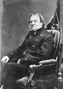 Portrait photographique de Frédéric Auguste Quesnel
