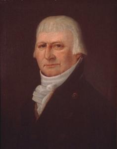 Portrait de Joseph Frobisher.