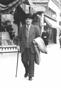 Jacob Pascal, immigrant d'origine juive roumaine et fondateur des quincailleries Pascal