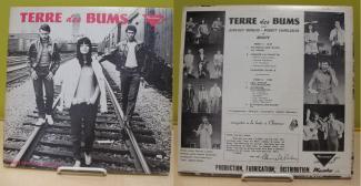 Pochette du disque vinyle Terre des bums