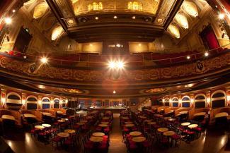 Intérieur du théâtre Rialto