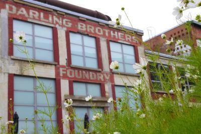 Édifice ayant abrité la fonderie Darling