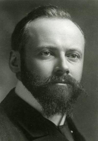Portrait d'Auguste-Joseph de Bray.