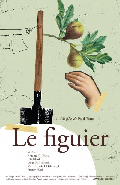 Affiche du documentaire Le figuier