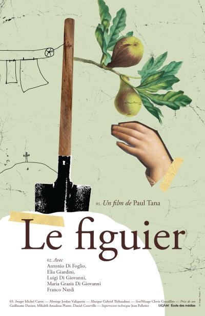 Affiche du documentaire Le figuier
