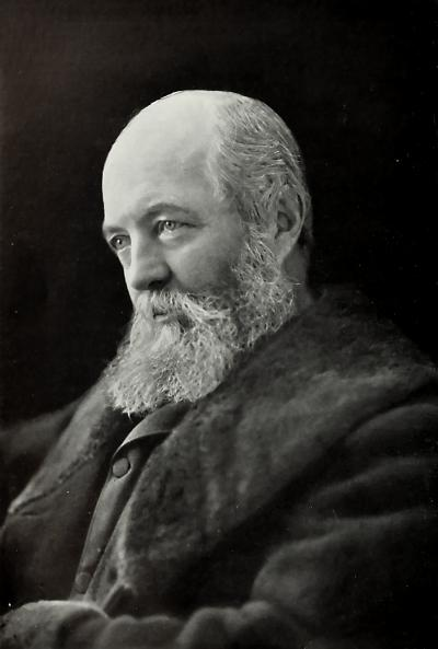 Portrait de Frederick Law Olmsted