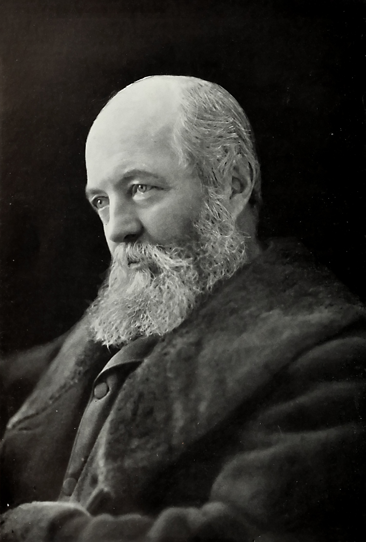 Portrait de Frederick Law Olmsted