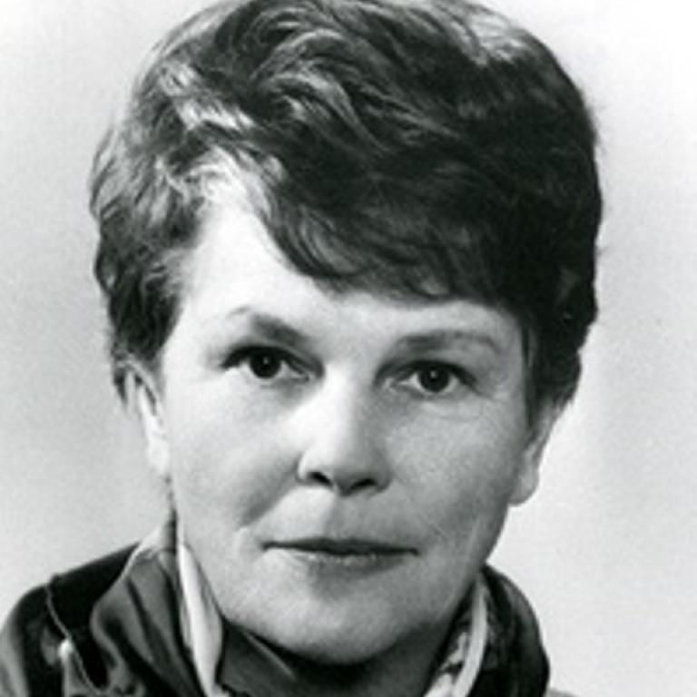 Portrait de Mme Alphonsine Howlett
