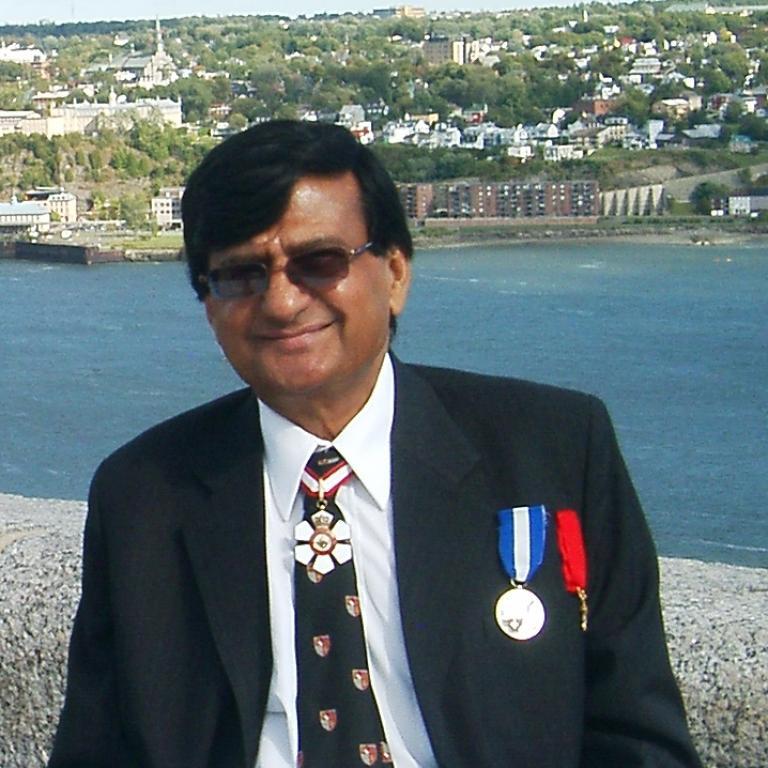 Ashok Vijh