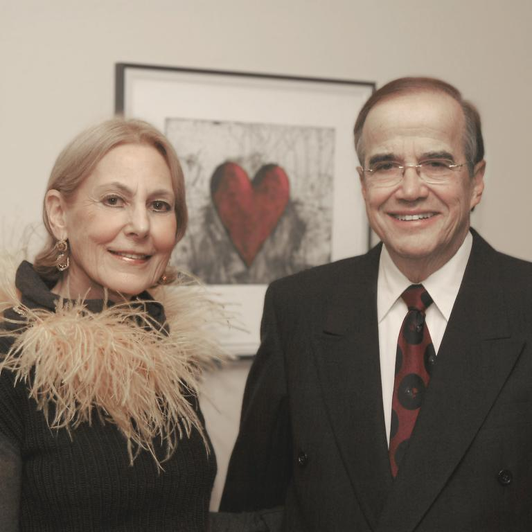 Freda et Irwin Browns