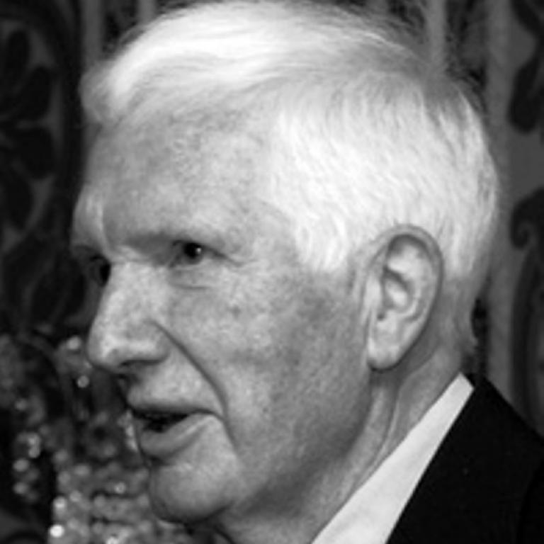 Portrait de M. Charles R. Scriver