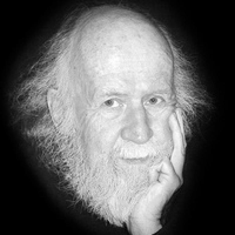 Portrait de M. Hubert Reeves