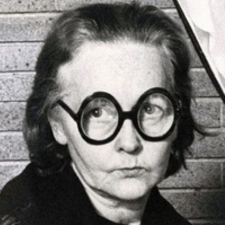 Portrait of Mrs Iona Monahan