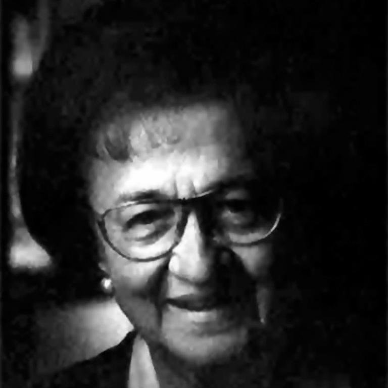 Portrait de Mme Jeannine Guindon