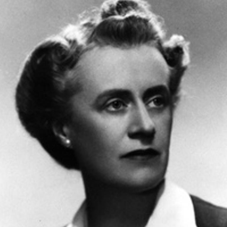 Portrait de Mme Thérèse Casgrain
