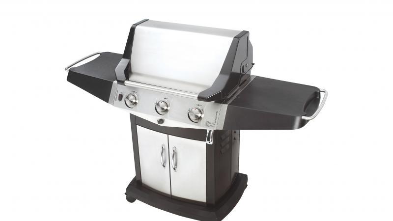 Un barbecue.