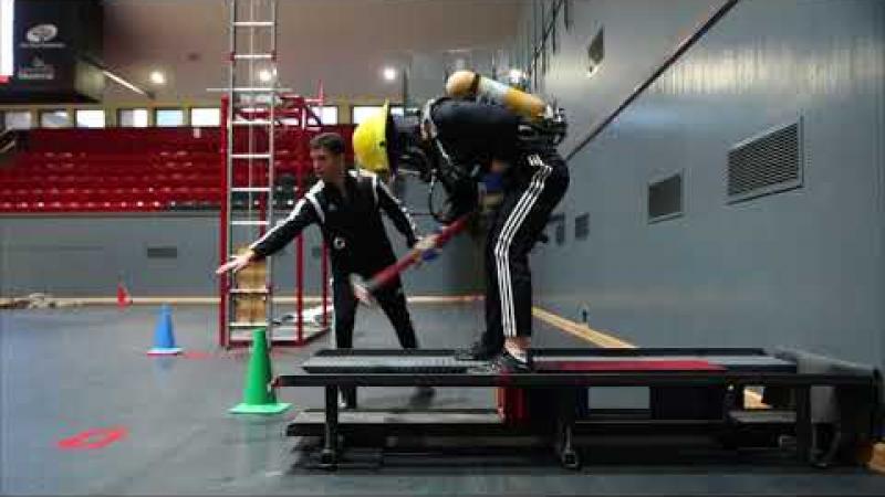 Test d'aptitudes physiques - Service de sécurité incendie de Montréal