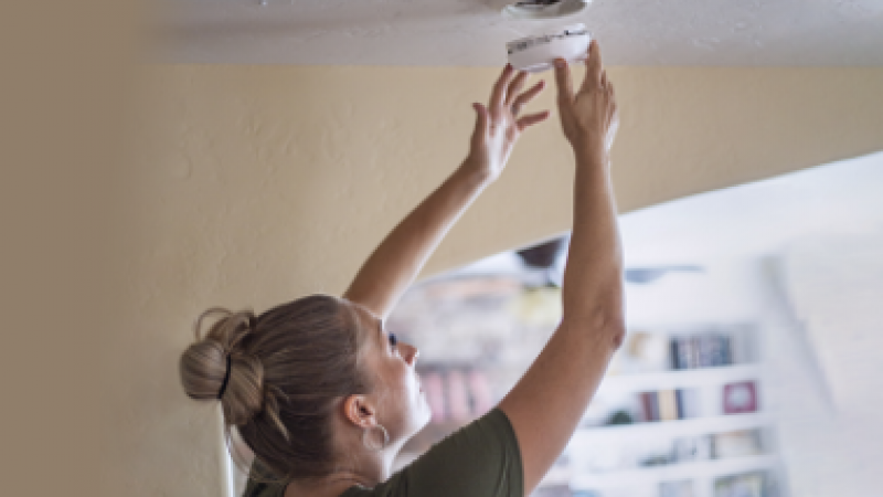 Amendments to the by-law concerning smoke alarms