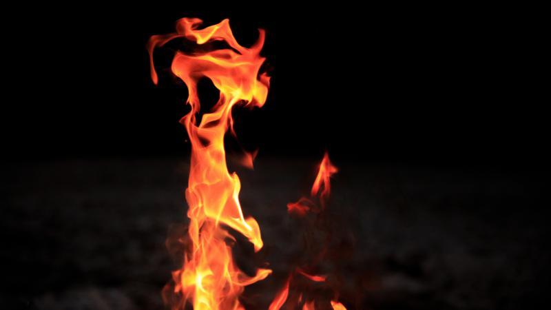 Effets de flammes- Générateur de flammes