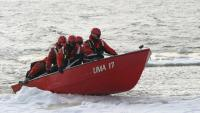 UMA 17, a boat used for marine and ice rescues