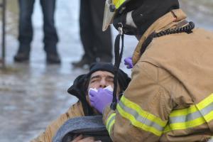 Firefighter/first responder