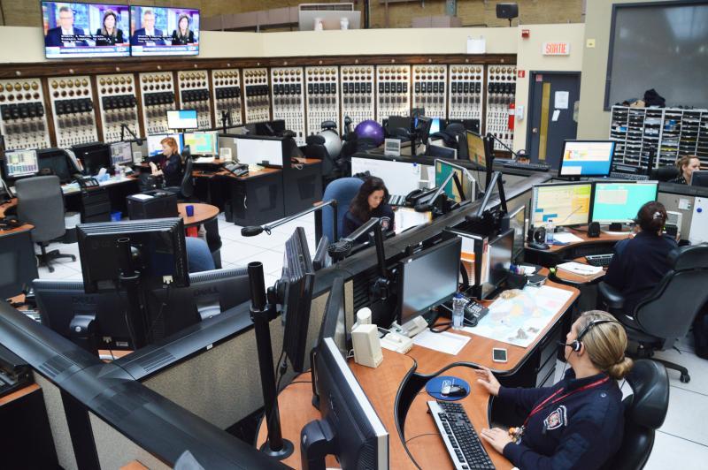 SIM communications centre