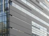 Élévation principale et latérale droite du nouveau pavillon de musique. Photographie.