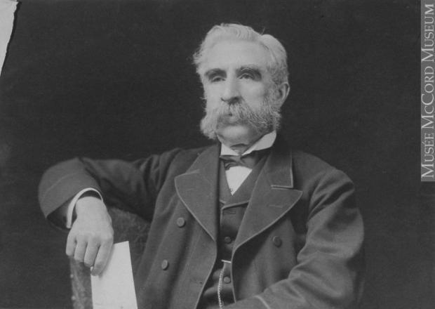 M. Snell, Montréal, QC, 1891. Photographie en noir et blanc.