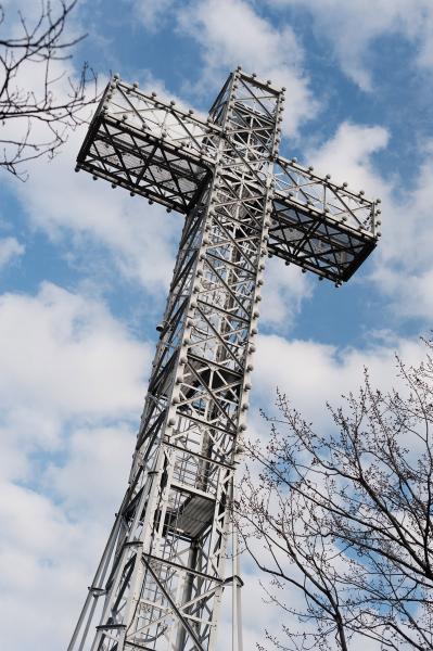 Croix du Mont-Royal, 1924.