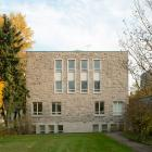 L'ancienne résidence Marie de la Ferre, renommée pavillon Masson, fait aujourd'hui partie de l'Hôtel-Dieu. Photographie.