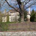 Façade arrière de la maison Francis Stuart-Molson. Photographie.