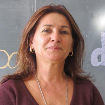 Miranda Mata, enseignante à l'école Saint-Laurent
