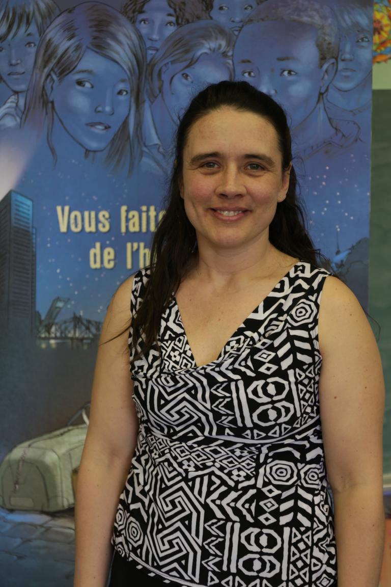 Roxanne Saint-Louis