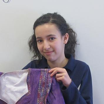 Katia Kessi et son trésor de famille