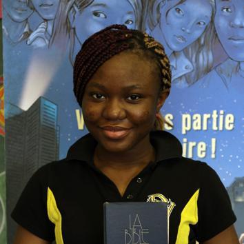Geneviève Mbombu