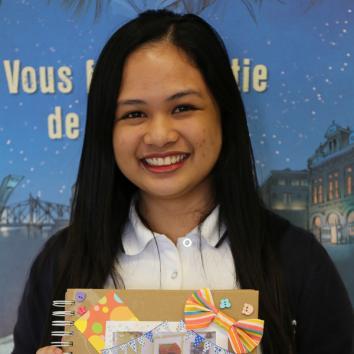 Monique Angelie Baluran