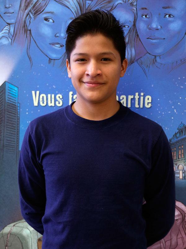 George Jhonatan Barra Cordova